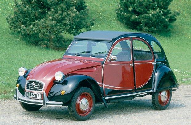 Paryż jednak nie postawi krzyżyka na starych autach
