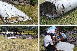 """Francuzi znaleźli szczątki samolotu. """"Za wcześnie, aby powiedzieć, czy to zaginiony boeing 777"""""""