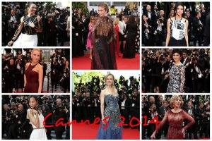 """Festiwal Filmowy w Cannes: Bajeczne suknie Blake Lively, Nicole Kidman czy Zoe Saldany na premierze """"Grace. Ksi�na Monako"""""""
