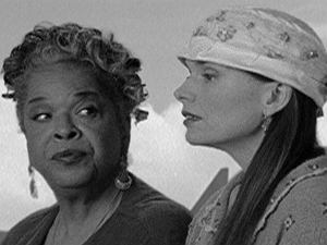 Della Reese i Roma Downey w serialu 'Dotyk anioła'
