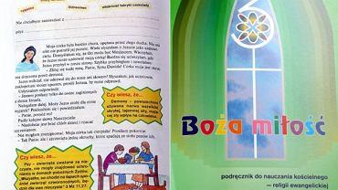 okładka kontrowersyjnego podręcznika do religii