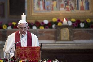 Papież Franciszek: Obozy dla uchodźców jak obozy koncentracyjne