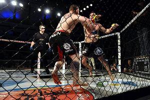 MMA w hali Urania. Gro�ny wygl�d Finowi nie pomo�e