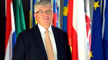 Jacek Krawczyk, szef grupy pracodawców Europejskiego Komitetu Ekonomiczno-Społecznego