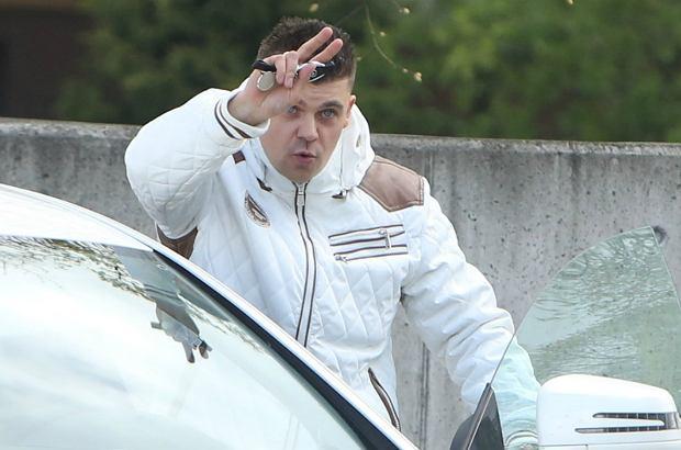 Tomasz Niecik jest właścicielem naprawdę pięknego i luksusowego samochodu. Zobaczcie, jak wygląda jego gadżet.