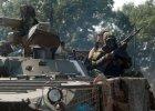 Ukrai�ski front wschodni: Donieck okr��ony, granica niestrze�ona