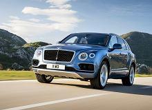 """Bentley szykuje nowe wersje Bentaygi. W drodze """"tania"""", bazowa odmiana z V8"""