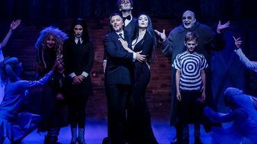 'Rodzina Addamsów' w reż. Jacka Mikołajczyka w Teatrze Syrena