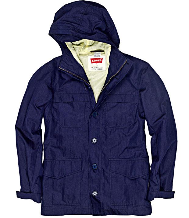 Moda męska: jesienne kurtki, kurtki, moda męska, Levi's