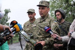 Szef ukrai�skiego MON: Rosjanie grozili nam u�yciem broni j�drowej