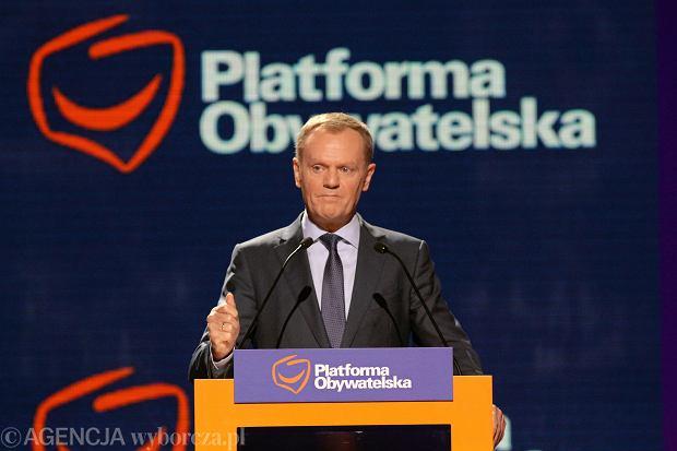 Tusk powinien osieroci� Platform�