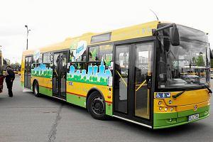 Pierwsze autobusy na skroplony gaz wyjad� na ulice Warszawy