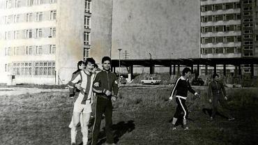 Miasteczko akademickie Uniwersytetu Rzeszowskiego, 1981 rok
