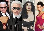 Teraz s� dyktatorami mody, a kiedy�... mieli du�e problemy z wag�