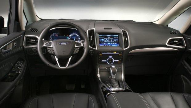 Ford Galaxy III