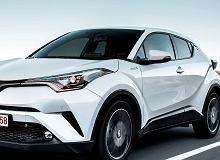 Toyota C-HR podbija rynek. To był strzał w dziesiątkę!