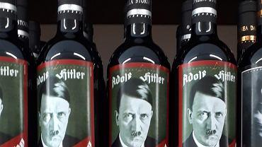 Wina z podobizną Hitlera do kupienia we Włoszech