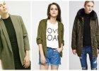 Ubrania na jesie� w oliwkowym kolorze - przegl�d nowo�ci