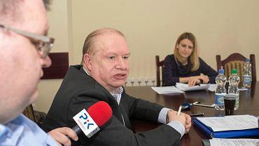 Posiedzenie komisji sportu w sprawie Polonii