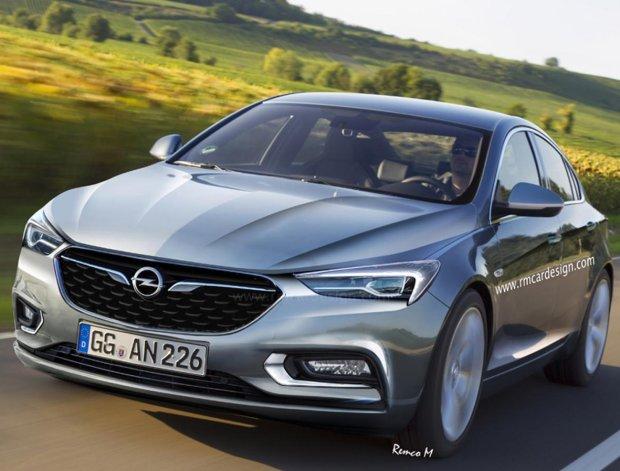 Opel Insignia OPC | Debiut w Pary�u
