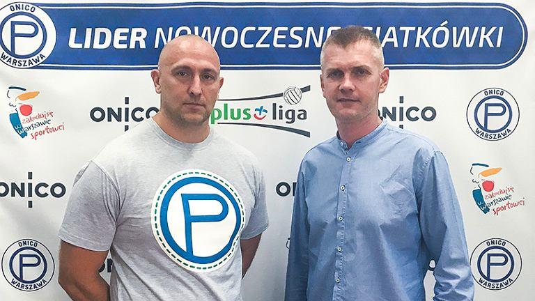 Michał Adamczewski i Paweł Zagumny