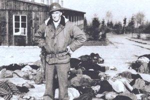 Amerykanie byli zbawieniem dla więźniów obozów? ''Traktujemy Żydów tak samo jak naziści''