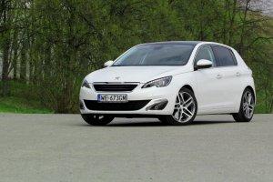 Peugeot 308 1.6 THP Allure | Test | Czy zas�u�y� na tytu�?