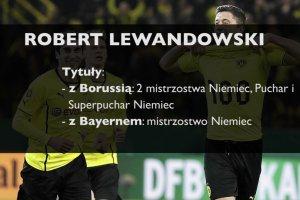 """Bundesliga. Bayern - Borussia. """"Lider strzelc�w zmierzy si� z wiceliderem"""""""