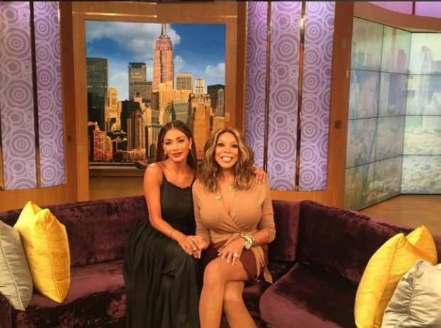 Nicole Sherzinger i Wendy Williams