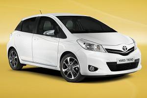 Limitowana wersja Toyoty Yaris. Dost�pna tylko w Polsce