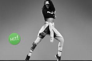 Rihanna prezentuje najnowsz� kolekcj� marki Puma