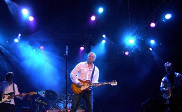 Koncert Dire Straits w Bombaju