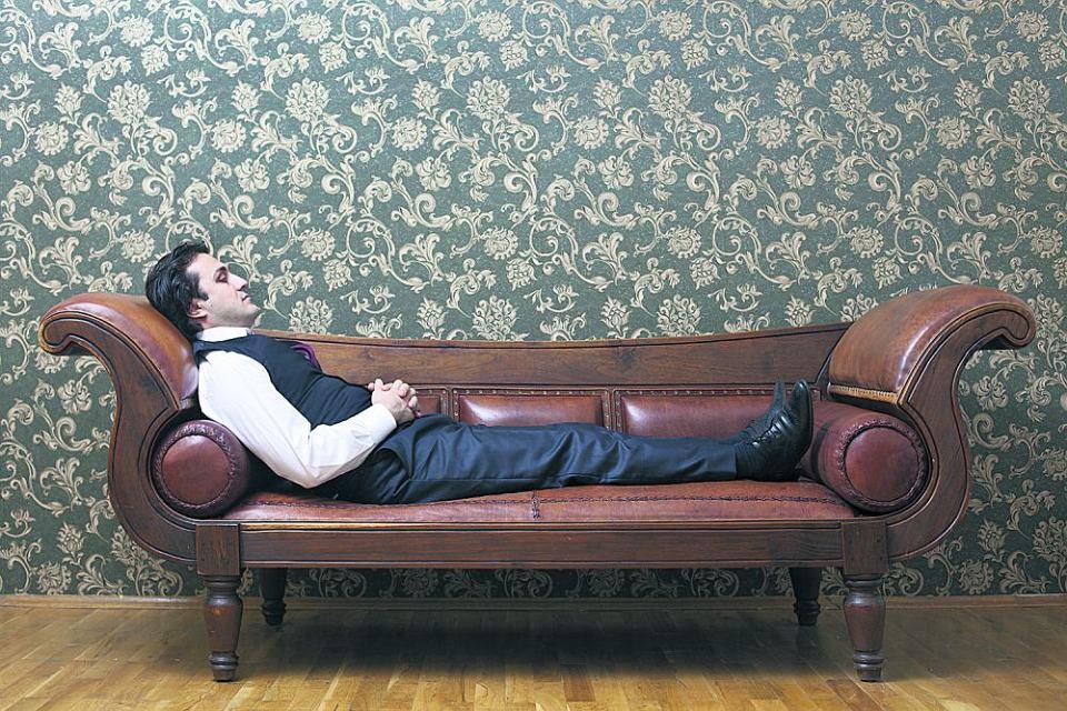 Pan na kanapie