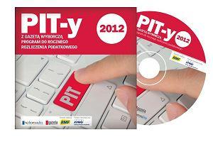 """""""Gazeta Wyborcza"""" z p�yt� """"PIT-y 2012"""""""