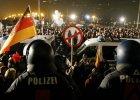 Zamieszki w Dreźnie