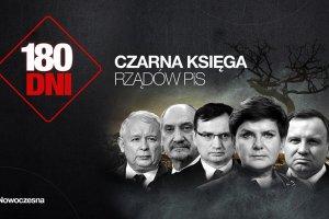 """Nowoczesna przedstawia """"Czarną księgę"""" półrocza rządów PiS. """"Szereg niepokojących sygnałów i błędów"""""""