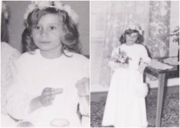 Anna, komunia w 1976 roku