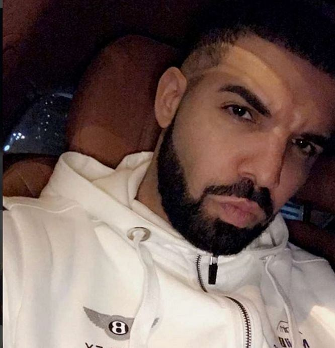 Drake / Screen z Instagram.com/champagnepapi/
