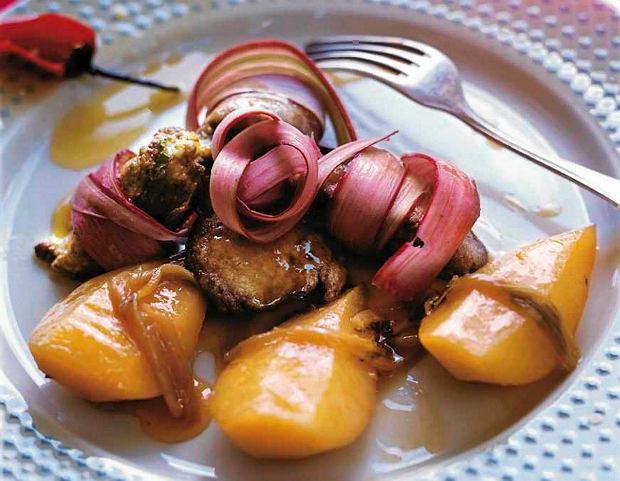 Weekendowe gotowanie z rabarbarem