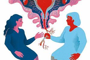 Transplantacja macicy to koronkowa robota