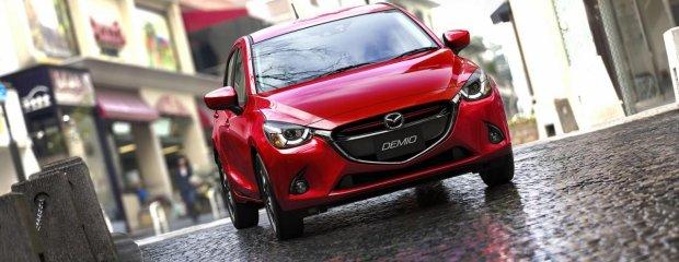 Salon Paryż 2014 | Nowa Mazda 2 | Po latach oczekiwań
