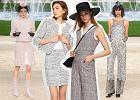 Trzy ubrania w stylu Chanel
