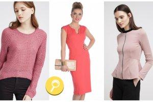 Ubrania w odcieniach różu - przegląd