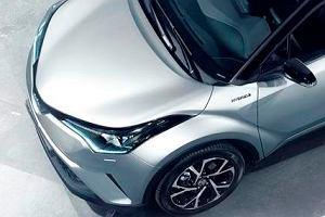 Toyota C-HR | Przysz�o�� crossover�w
