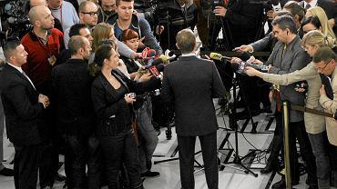 PiS weźmie się za dziennikarzy w Sejmie