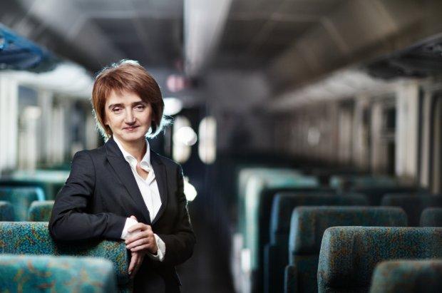 RMF24: Prawie p� miliona odprawy od PKP dla Marii Wasiak, nowej minister infrastruktury i rozwoju