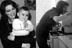 Natalia Kukulska wspomina swoj� mam�. Jak wygl�da�o ich �ycie? Rodzinna historia na zdj�ciach