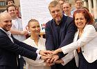Partia Razem, Inicjatywa Polska, Zieloni i Śpiewak ogłosili koalicję. Ale nie kandydata na prezydenta