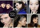 New York Fashion Week: Najbardziej inspiruj�ce (dotychczas!) makija�e i fryzury z wybiegu