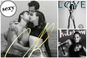 Nago�� i seks, czyli najbardziej kontrowersyjne ok�adki renomowanych magazyn�w. Kt�re zdj�cie szokuje was najbardziej? [ZDJ�CIA]